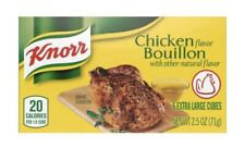 Knorr Chicken Bouillon 6 Cubes (Pack Of 6 Boxes)