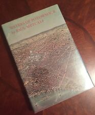Waters Of Potowmack. Paul Metcalf (1982) HC/DJ