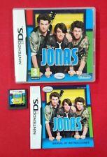 Jonas - Nintendo DS - USADO - BUEN ESTADO