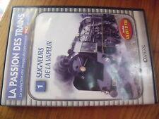 µ? DVD La passion des trains n°1 Seigneurs de la Vapeur 231 D 735 Les Roulants