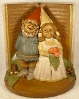 OUR WEDDING-R 1995~Tom Clark Gnome~Cairn Studio #5284~Edition #96~Story Included