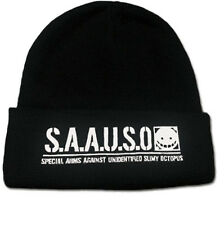 **License** Assassination Classroom SAA USO Logo Beanie Headwear Cap Hat #31573