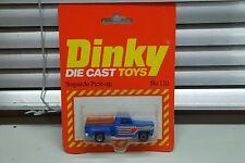 DINKY MATCHBOX TAGLIA N. 110 Stepside PICK-UP IN CONFEZIONE ORIGINALE