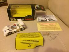 Scalextric SCX Chaparral GT Vintage Ref 83390 Limited Edition Slot Car 677/5000