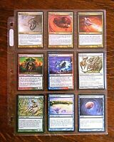 Magic The Gathering Collection Deckmaster Cards Mixed Lot Creature Instant Ultra