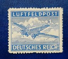 Germany Stamp Deutsches Reich Luftfeldpost 1942 Mi. Nr. 1 (16719)