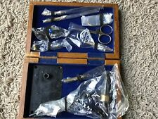 Portable Vintage Fly Tying Tool Kit Fishing Made In India
