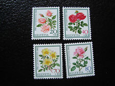 SUISSE - timbre - yvert et tellier n° 1166 a 1169 n** (A12) stamp switzerland