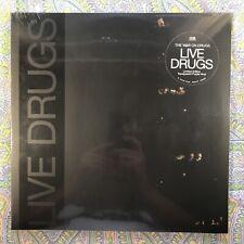 Live Drugs by The War On Drugs (2 LP, 2020,Transparent Purple, LE)