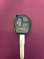 SUZUKI GRAND VITARA SWIFT IGNIS 2 Button remote key FOB INCLUDE PROGRAMMING