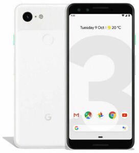Google Pixel 3XL 64GB - Unlocked Sim Free - White - Grade B+ Cosmetic Condition
