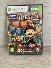 Carnival Games in Aktion Xbox 360 (Kinect erforderlich) BRANDNEU * FREE UK PORTO **