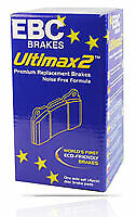 Ebc Ultimax Front Brake Pads Ford Focus St 170 2002-05 Dp1641