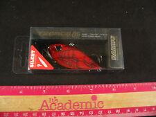 Damiki Tremor 65 Silent Version 007 Red Craw 3/7oz Fishing Lure Lipless Bait NIB