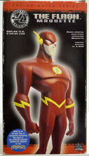 The FLASH Maquette DC Direct Justice League Animated Series Ltd Ed #688/4500