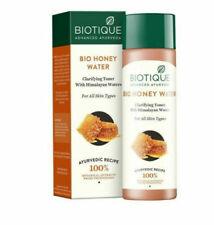 Biotique Bio Honey Water Clarifying Toner -120ml | For All Skin Type