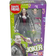 Batman Suicide Squad THE JOKER Jared Leto Action Figure Figuarts Bandai Tamashii