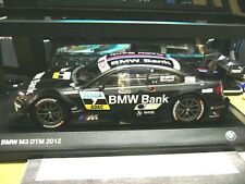 BMW M3 E92 Coupe DTM 2012 Spengler Champion #7 BMW Bank Minichamps 1:18 NEW