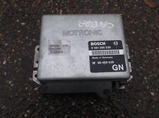 VAUXHALL CAVALIER MK3  / CALIBRA 2.0 8V ENGINE ECU - BOSCH 0 261 200 530 - GN