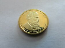2011 S Proof Rutherford Hayes Presidential 1 Dollar San Francisco $1 Coin PR PF