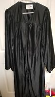 Graduation School Black Gown