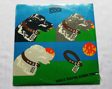 STRAY DOG While you're down there USA Orig LP MANTICORE (1974) SEALED! cut out