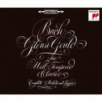 Glenn Gould - Bach: Well-Tempered Clavier [New SACD] Japan - Import