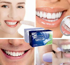 8 pcs 4 Pack Pro Teeth Whitening Strips Tooth Bleaching Whiter Whitestrips USA