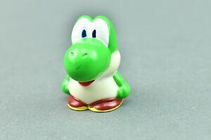 Mario Yoshi Hudson Soft Mini Figure Finger Puppet 2000