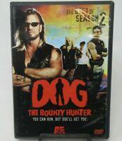 DOG THE BOUNTY HUNTER: BEST OF SEASON 2 DVD, 7 FAVORITE EPISODES, A&E TV, GUC