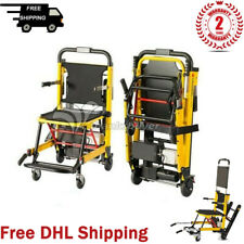 Portable Stair Lifting Motorized Climbing Wheelchair Elder Use Stair Lift Chair#