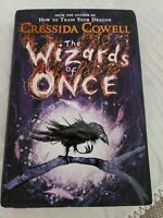 The Wizards of Once by Cressida Cowell (2017, Hardcover, Large Type)