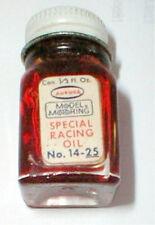 Vintage 1960's Special Racing Oil #14-25 1/3 Fl. Oz. by AURORA Model Motoring