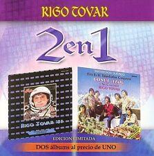 RIGO TOVAR - DOS EN UNO (NEW CD)