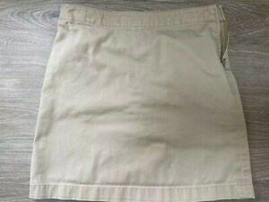 Lands End Girls Uniform Skort Size 8