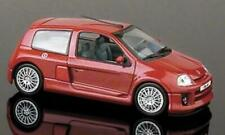 RENAULT CLIO SPORT V6 PHASE 1 I ROUGE UNIVERSAL HOBBIES 1/43 EAGLE'S RACE 1999