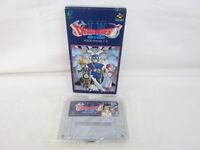 DRAGON QUEST I II 1 2 ccn No Instruction Super Famicom Nintendo sf