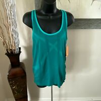 New adidas Womens ClimaChill Vest Tank top UK 16-22 Green  gym sports singlet