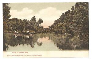 UTAH 885-Scene at Riverton Park (Undivided Back (c. 1901-1907)