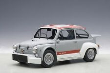 1/18 AUTOart  - Fiat Abarth 1000 TCR 1970 matt grau / red stripes