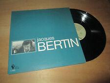 JACQUES BERTIN récital n° 6 - permanence du fleuve MICHEL ROQUES ALVARES Lp 1975