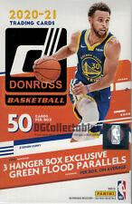 2020-21 PANINI DONRUSS NBA BASKETBALL FACTORY SEALED 50-CARD HANGER BOX NEW BALL