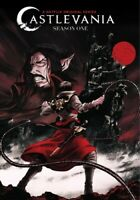 Castlevania: Season 1 [New DVD] Amaray Case