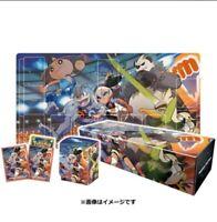 Pokemon Center Bea Playmat Set TCG collection 2020