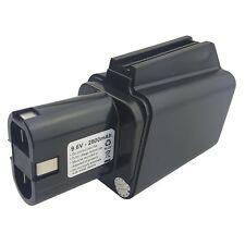 9.6V 2.5Ah Battery for Bosch 3000VSRK 921VSR Replaces 3607300500 2 YEAR Warranty