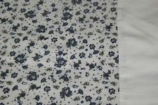 Moses Basket Light Weight Quilt Coverlet With Soft Fleece Backed Lining Vintage