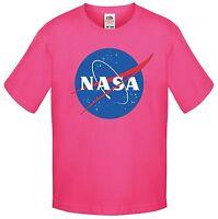 NASA, USA Space station, Astronomy Alien,  T Shirt Children, Kids Size 3-15