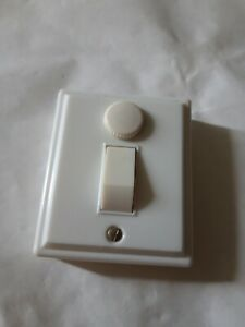 Interrupteur avec fusible testé ok complet Azur Mistral Legrand Neuf de stock