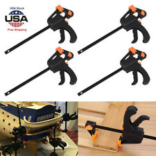Adjustable Quick Woodworking Clip Quick Grip Squeeze Tools Wood Clamp Carpenter