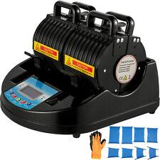 Vevor Heat Press 1200w Bottlecupmug Digital Transfer Sublimation Machine Diy